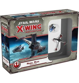 Fantasy Flight Games Star Wars X-Wing: Rebel Aces Expansion Pack