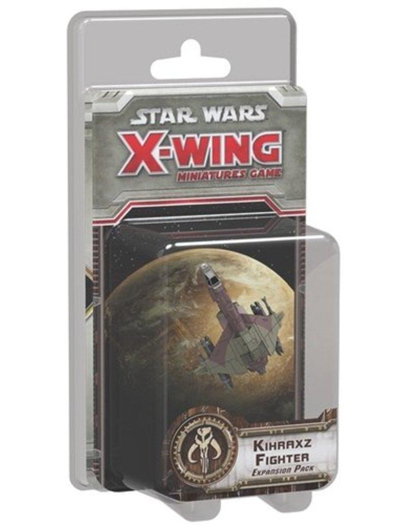Fantasy Flight Games Star Wars X-Wing: Kihraxz Expansion Pack