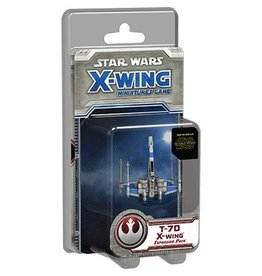 Fantasy Flight Games Star Wars X-Wing: T-70 Expansion Pack