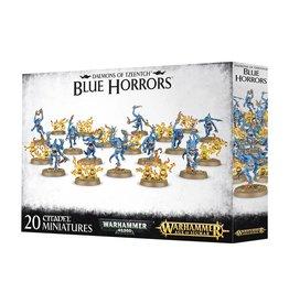 Games Workshop Blue Horrors Of Tzeentch