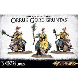 Games Workshop ORRUK GORE-GRUNTAS