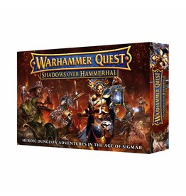 Games Workshop WARHAMMER QUEST: SHADOWS OVER HAMMERHALL