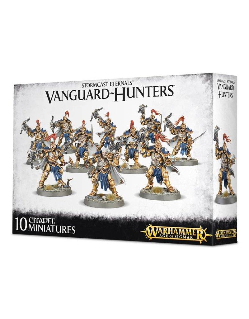 Games Workshop Stormcast Eternals Vanguard Hunters