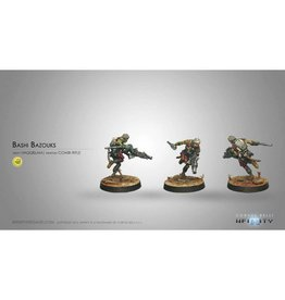 Corvus Belli Bashi Bazouks (Combi Rifle E/Mauler)