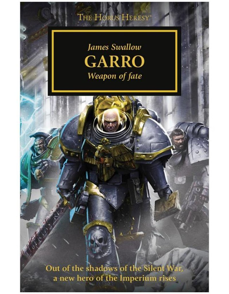 Games Workshop Garro: Weapon Of Fate (HB)