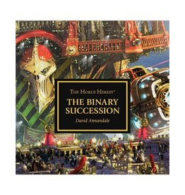 Games Workshop HH: THE BINARY SUCCESSION (AUDIOBOOK)