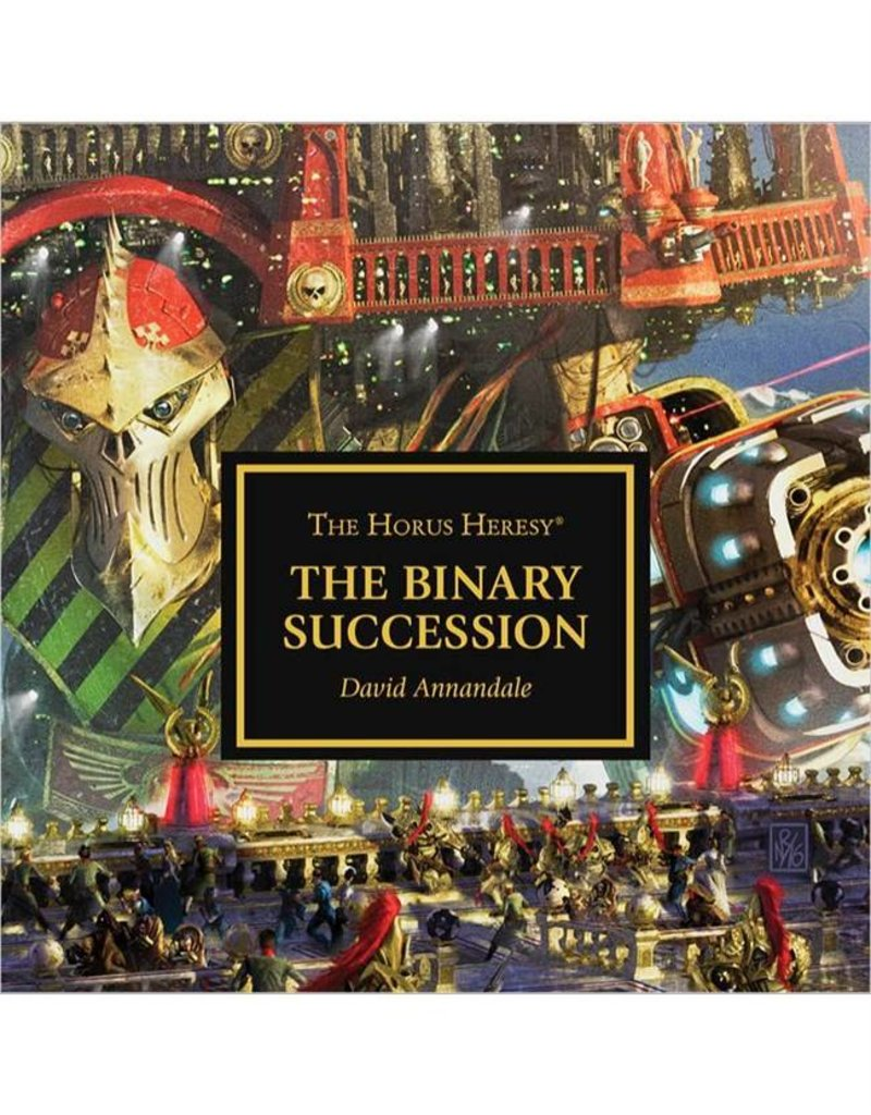 Games Workshop The Horus Heresy: The Binary Succession (AUDIOBOOK)