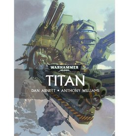 Games Workshop Titan (graphic Novel)
