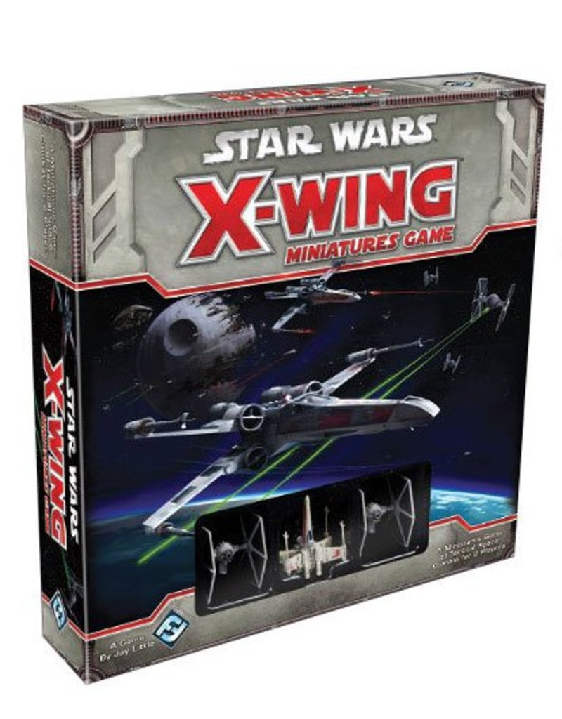 Fantasy Flight Games Star Wars X-Wing: Core Game Set