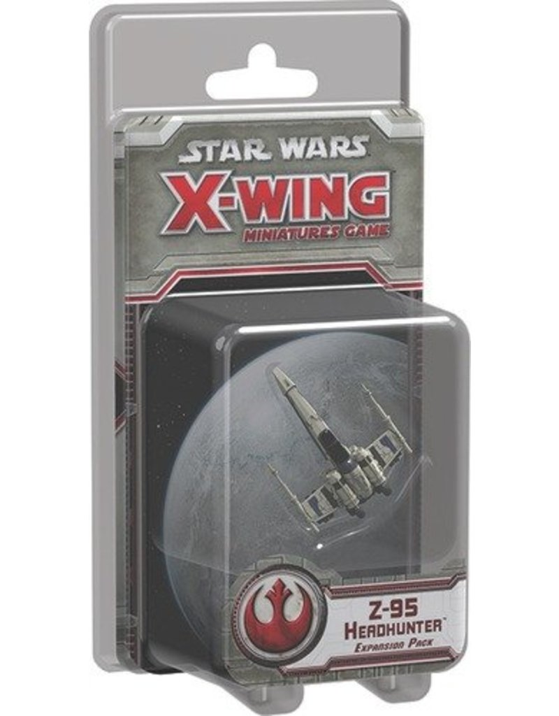 Fantasy Flight Games Star Wars X-Wing: Z-95 Headhunter Expansion Pack