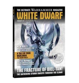Games Workshop WHITE DWARF (FEBURARY 2017)