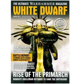 Games Workshop White Dwarf (MARCH 2017)