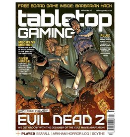 Warners Tabletop Gaming Magazine #8 Feb/Mar 17