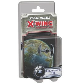 Fantasy Flight Games Star Wars X-Wing: Inquisitor's TIE Expansion Pack