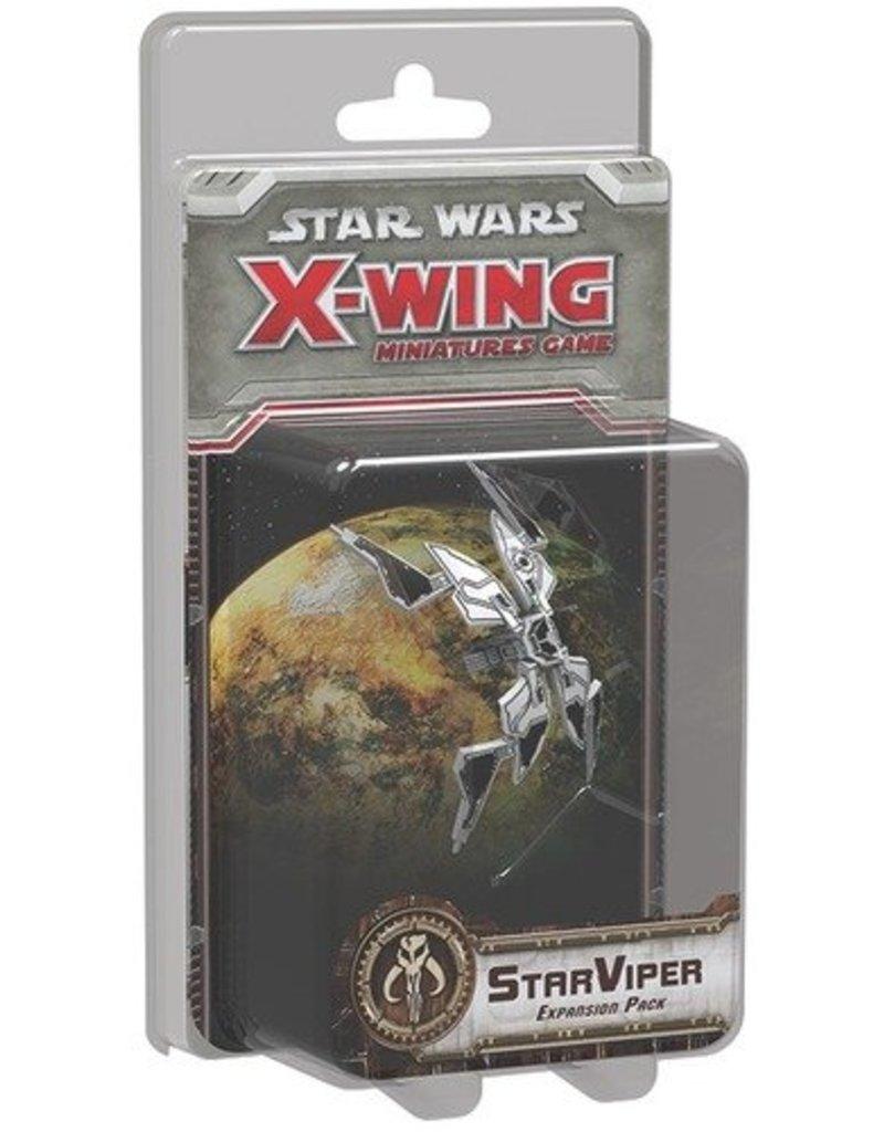 Fantasy Flight Games Star Wars X-Wing: Star Viper Expansion Pack