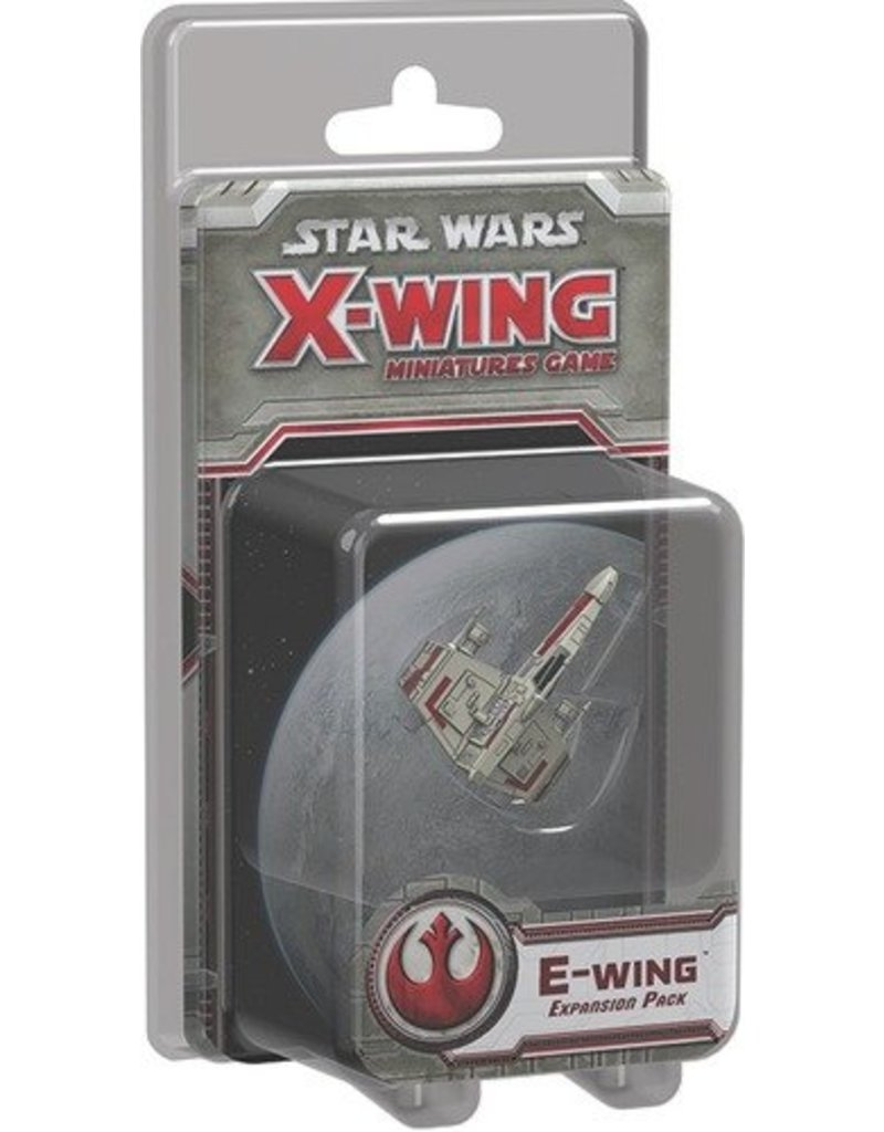 Fantasy Flight Games Star Wars X-Wing: E-Wing Expansion Pack