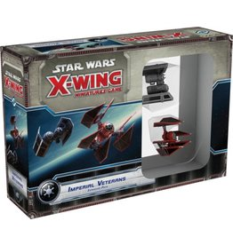 Fantasy Flight Games Star Wars X-Wing: Imperial Veterans Expansion Pack
