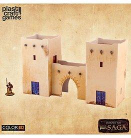 Plast-Craft Arab Village Entrance - ColorED
