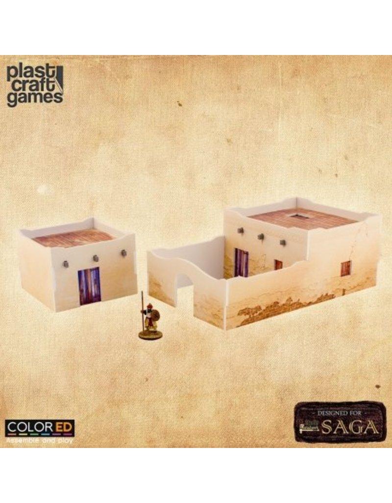 Plastcraft Desert Building Set - ColorED