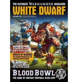 Games Workshop WHITE DWARF (DECEMBER 2016)