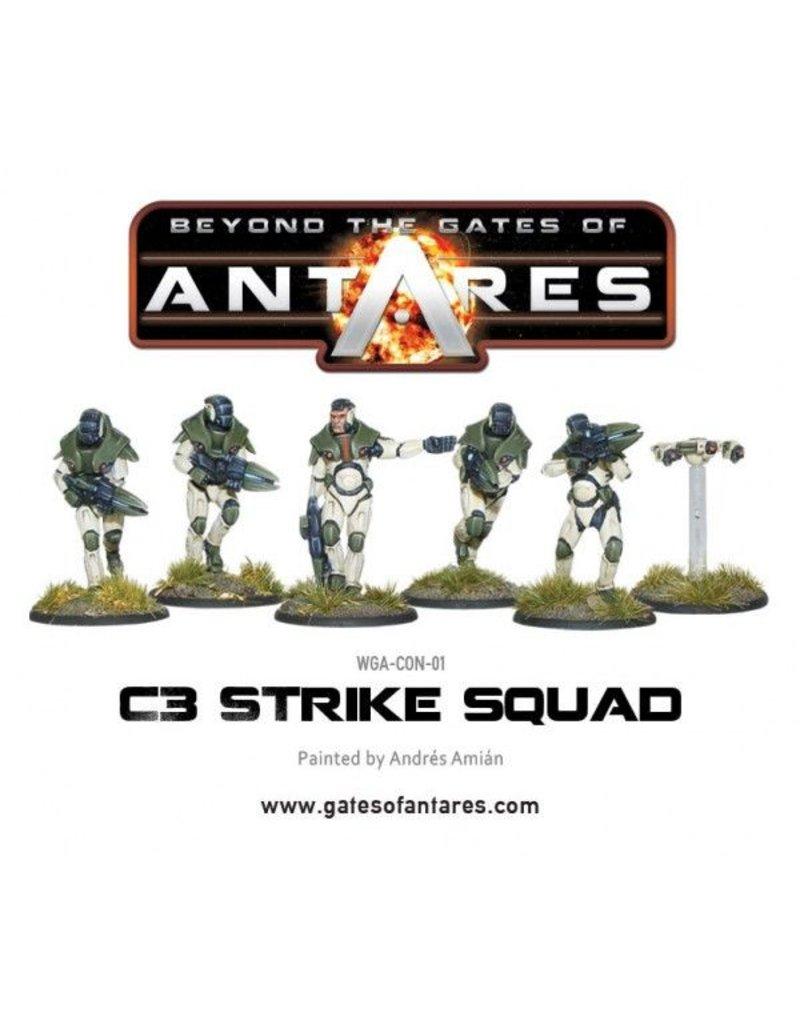 Warlord Games Concord Strike Squad