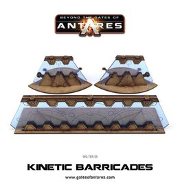 Warlord Games Gates Of Antares Kinetic Barricades