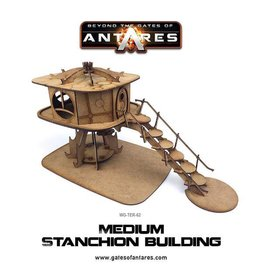 Warlord Games Gates Of Antares Stanchion Building (Medium)