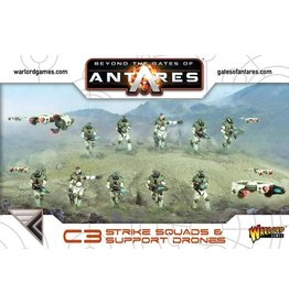 Warlord Games Strike Squads & Support Drones