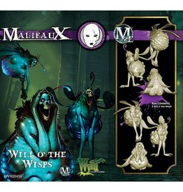 Wyrd Will o' Wisps (3)