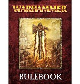 Games Workshop Fantasy 8th Edition Rulebook (HB)