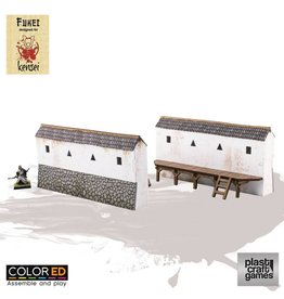 Plast-Craft Castle Wall - ColorED