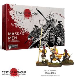 Warlord Games Masked Men