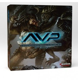PRODOS GAMES AvP The Hunt Begins Second Edition