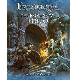 Warlord Games The Frostgrave Folio