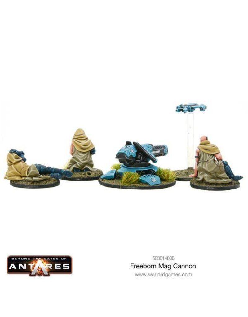 Warlord Games Freeborn Mag Cannon