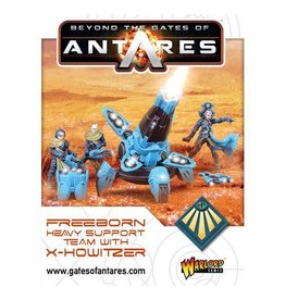 Warlord Games Freeborn X-howitzer