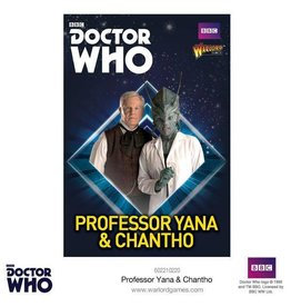 Warlord Games Professor Yana and Chantho
