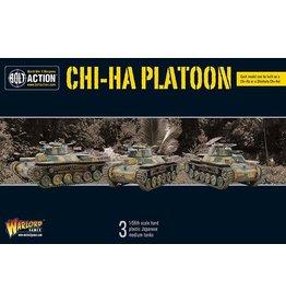 Warlord Games Chi-Ha Platoon