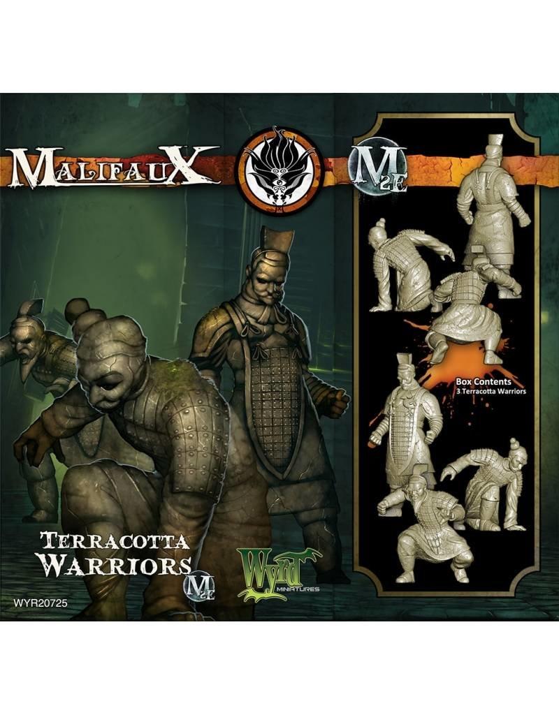 Wyrd Ten Thunders Terracotta Warriors
