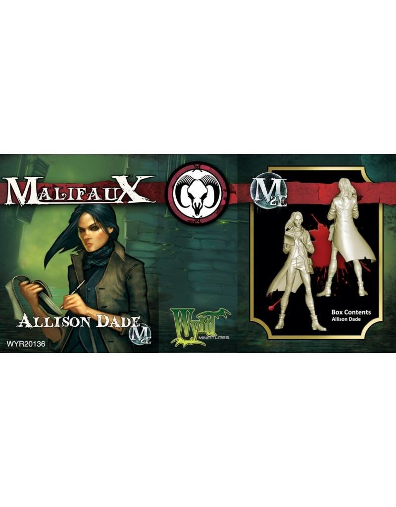 Wyrd Guild Allison Dade Box Set