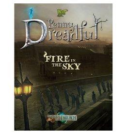 Wyrd Fire in the Sky - A Through the Breach Story