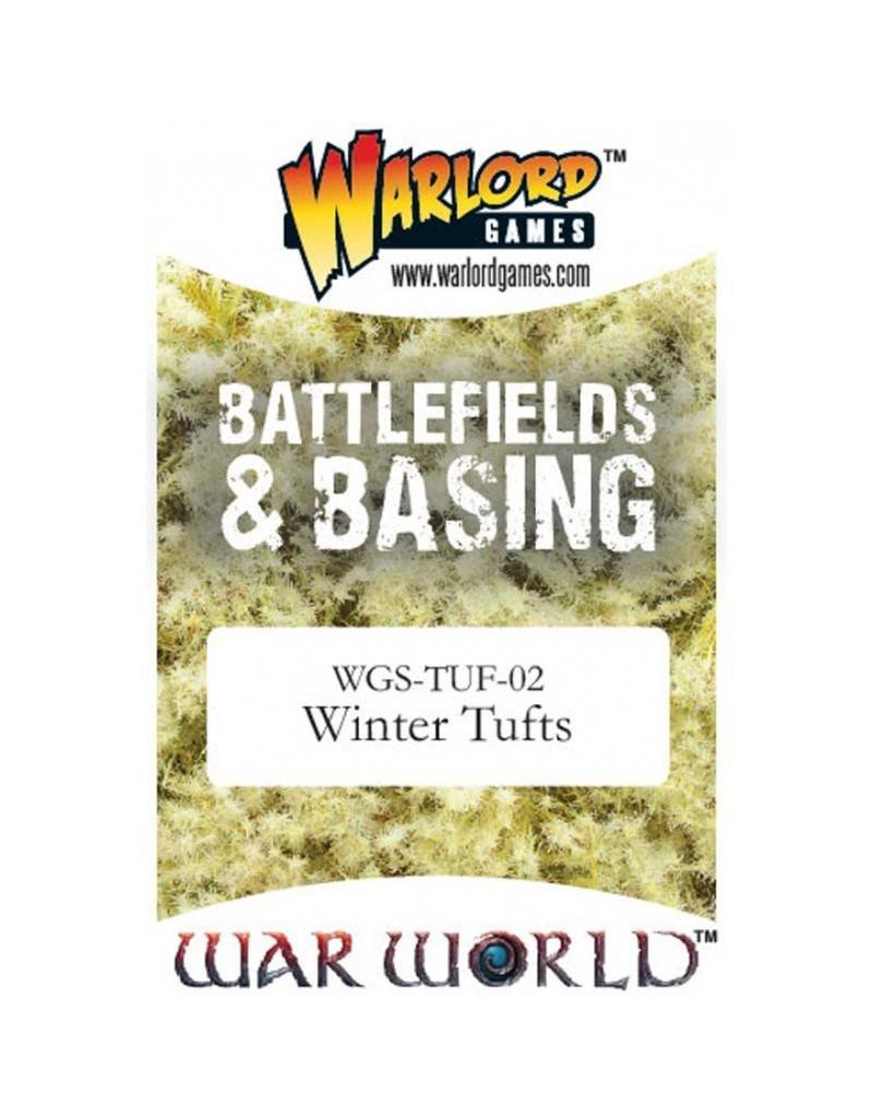 Warlord Games Warlord Winter Tuft