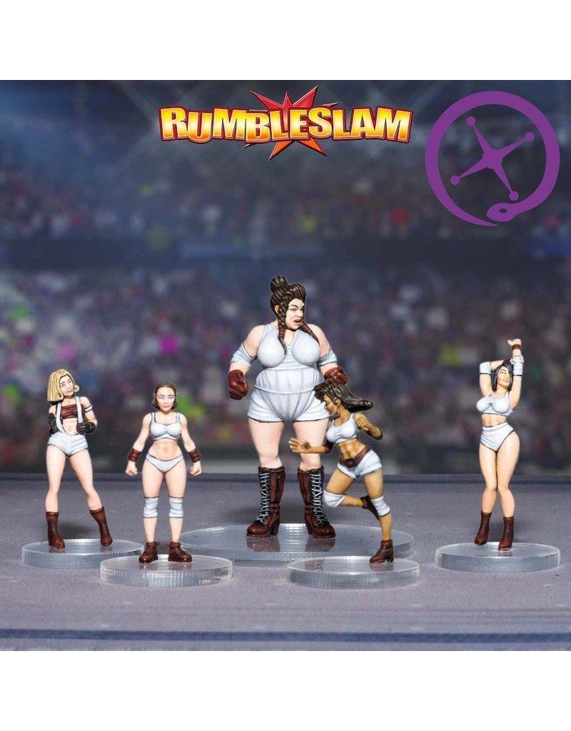 TT COMBAT Deadly Divas