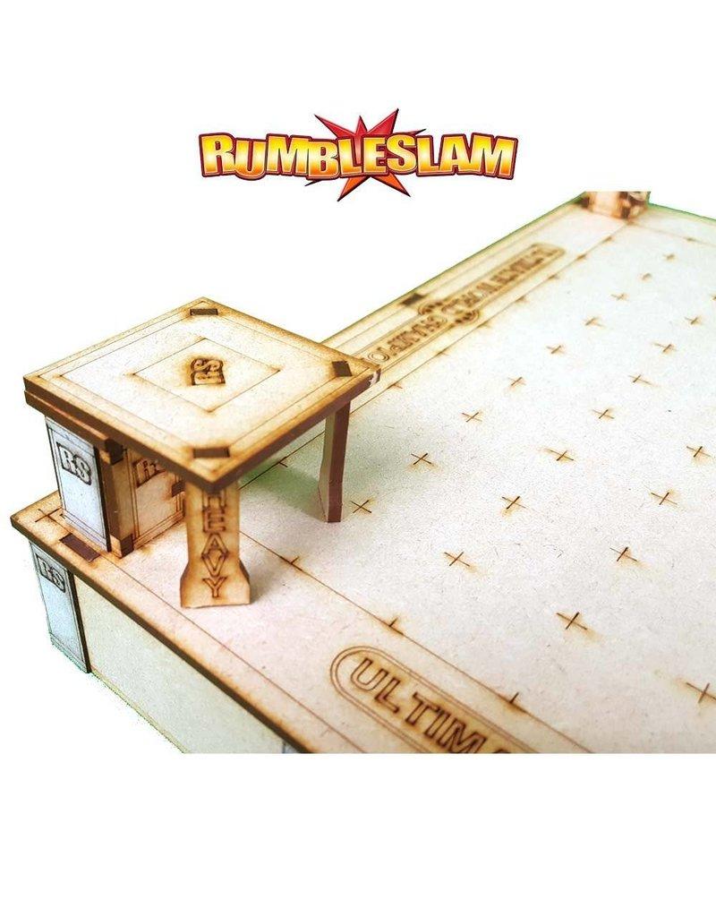 TT COMBAT Rumbleslam Ring