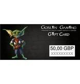 Goblin Gaming £50 Gift Card