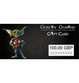 Goblin Gaming £100 Gift Card