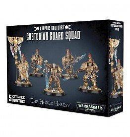 Games Workshop Custodian Guard