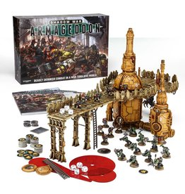 Games Workshop SHADOW WAR: ARMAGEDDON (ENGLISH)