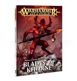 Games Workshop Battletome: Blades Of Khorne (HB)