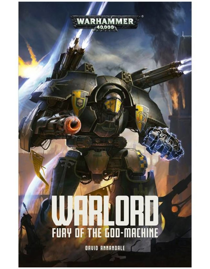 Games Workshop Warlord: Fury Of The God Machine (HB)